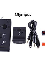 cabo de liberação do obturador da câmera remoto sem fio para Olympus E-P1 E-P2 e P3-e-pm1 e-620 e-m5 e-pl2 e520 e3 e5 e20n e520 E420