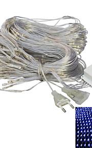 JIAWEN® 2 M 192 Dip Led 웜 화이트 / 화이트 / RGB / 블루 연결가능 8 W 스트링 조명 AC220 V