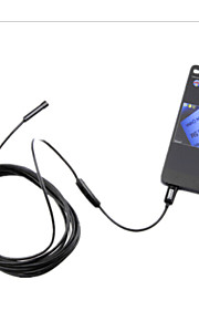 Android endoscope USB 5.5mm endoscope Android 6 LED caméra étanche USB endoscope 1m otg Android de caméra IP66 CCTV