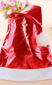 christmas decoração de Papai Noel de bling bling do chapéu