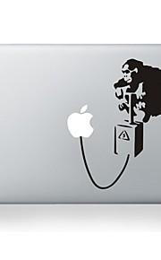"""desenhos animados adesivo diy para macbook pro ar / 11 """"13"""" 15 """"pele da tampa do caso laptop"""
