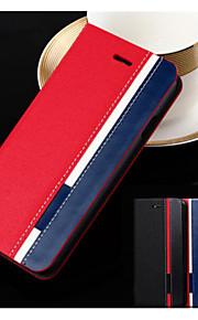 moda para OnePlus 2 flip caso de la cubierta de cuero para uno más 2 caja del teléfono móvil ranura cubierta del color tarjeta de bolsa de