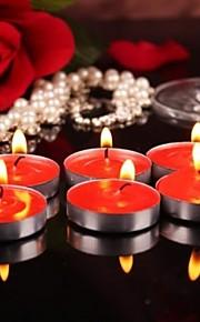 Stearinlys Ferie Romantikk Dekorasjoner til hjemmet,