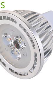 5 pcs GU5.3(MR16) 5 W 3 COB 450 LM Warm White / Cool White MR16 Decorative Spot Lights AC 85-265 / AC 12 V