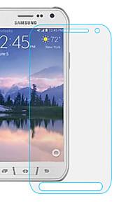 0,2 millimetri sottile screen saver vetro temperato per Samsung S6 attiva