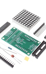 DIY kit MAX7219 Dot Matrix Module / SCM Control Module