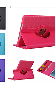 360 Rotation TPU Leather Case Smart Cover Ipad mini3 Flip Cases With Stand Function For iPad Mini 4(Assorted Color)
