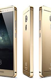 ren färg metall kommer inte sudda bort ringer fall lämplig för Huawei mate s