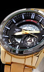 amst homens de aço esporte relógios homens relógio de quartzo casuais (cores sortidas)