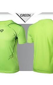 Heren Running T-shirt Outdoor Sport Sneldrogende Ademend Crossfit Fitness Camisetas Masculinas ls-04