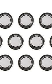 ssuo AG8 / LR55 / 391A / lr1120 / 191 / v8ga 1.55V alkaline cel knop batterijen (10 stuks)