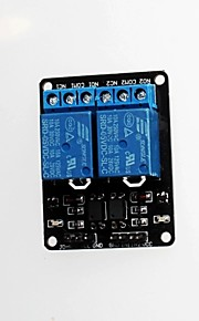 2-Way Protection Relay With Optocoupler Module Relay Expansion Board