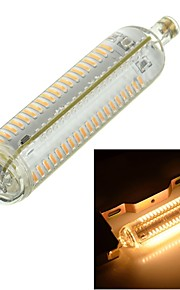 1 stk. Marsing R7S 12W 152 SMD 4014 800-900 lm Varm hvit / Kjølig hvit Innfelt retropassform Dimbar / Dekorativ LED-kornpærer AC 220-240 V