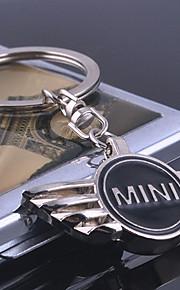 mini-asas do carro chaveiro para o presente