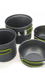 DS201  2-3 People Portable Set Of Pot 2 In 1