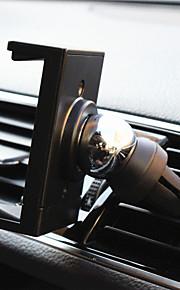 montaggio nuova venuta automobile unico disegno di sfiato culla con supporto magnetico per Samsung bordo Nota5 / S6 / S6 / s5 / s5 / s3