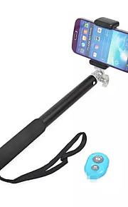 mini-pega monopad selfie rk906 vara contato com celular para tirar fotos para iOS / Android Phone