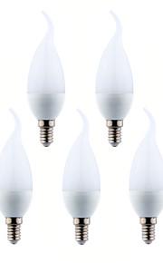 Lysestakepære , E14 / GU5.3(MR16) 9 W 9 SMD 2835 700 LM Varm hvit / Kjølig hvit AC 100-240 V
