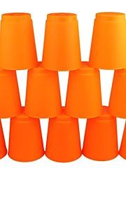 juguete juego de mesa plegable rápida taza volador 12 unidades