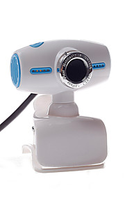 Computer-Kamera Mini-Basis 8.0 Webcam blau