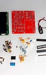 M8 Transistor Tester Upgrade Version Of M328 Multi-Meter Can Measure Inductance Capacitor ESR Meter DIY Kit
