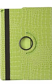 Crocodile Skin Pattern PU Leather 360⁰ Cases Smart Cover for iPad Pro (Assorted Colors)