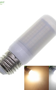sencart e27 b22 e14 g9 GU10 15w 180 x 2835smd 1200lm varmhvit / kaldhvit LED lyspærer (220-240V)