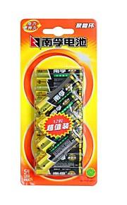 Nanfu aa lr6-12b 1.5v ev piller 12pcs