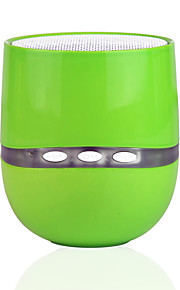 multicolore originale carino SDY-026 bluetooth senza fili V2.1 vivavoce subwoofer con TF / SD / altoparlante luce