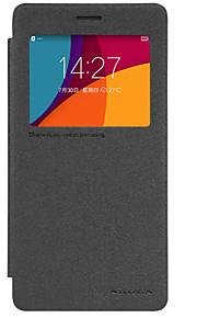 nillkin gnistre serie flip ultratynde pu læder cover shell til OPPO R7s (assorterede farver)