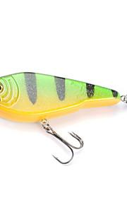 Mizugiwa Pike Musky Fishing Jerk Bait Lure Jerkbait Swimbait 130mm 50g Color Green