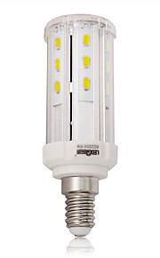5W E14 LED-kornpærer T 20PCS SMD 5730 100LM/W lm Varm hvit / Naturlig hvit Dekorativ AC 85-265 V 1 stk.
