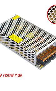Jiawen ac110v / 220v til dc 12v 10a 120W transformator bytte strømforsyning