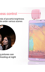 Iluminação Flash telefone sync quente e frio rk05 (cores sortidas)
