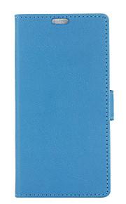 패턴 지갑 PU 가죽으로 filp 케이스는 HTC를위한 스탠드 하나 X9 (모듬 색상)를 포함