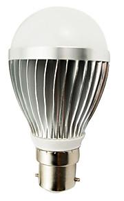 1 stk. B22 7W 14 SMD 5730 560 lm Kjølig hvit T LED-globepærer AC 100-240 V