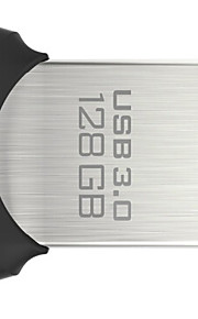 Original SanDisk 128GB cz43 ultra fit serie usb 3,0 flash pen drev (sdcz43-0128g-G46) 130 MB / s