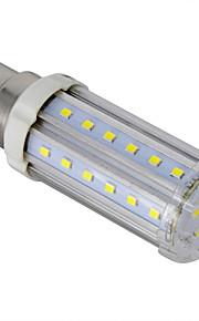 5W E14 / B22 / E26/E27 LED-kornpærer T 40PCS SMD 2835 100LM/W lm Varm hvit / Naturlig hvit Dekorativ AC 85-265 V 1 stk.