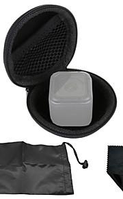 Mini Storage Bag/Portable Anti-Shock Case Bag For Gopro Hero4 Session-Black
