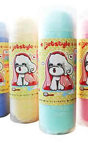 Buckskin Style Water Absorbing Towel for Pet Dog(Random Colors)