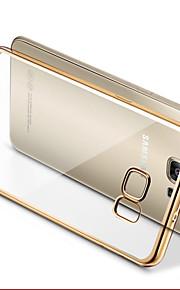 nuovo classico di lusso del telefono mobile TPU placcatura soft shell per la galassia S7 / S7 bordo / S6 / S6 bordo