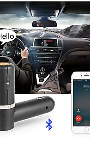 Bluetooth FM Transmitter, Universal Wireless FM Transmitter/Mp3 Player/Car Charger