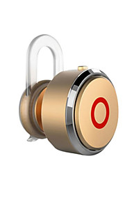 רעש מיני ביטול שליטה קולית חכמה אוזניות אוזניות csr4.0 סטריאו אלחוטיות עם מיקרופון