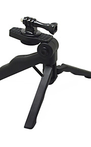 Handheld Tripod Monopod for GoPro Hero 4S/4/3+/3/2/1/SONY/XIAOYI Sport Action Camera