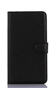 funda protectora de tarjetas estampadas cartera tipo abrazadera para la diapositiva 2 wiko teléfono móvil