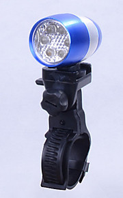 6-LED 2-mode  Bicycle Front Light  Cycling Safety Warning Light