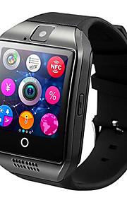 q18 pantalla curva de cassette del reloj del teléfono inteligente insertada soporte NFC manzana androide plataforma iOS