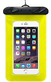 PVC Material Waterproof Dry Boxes Suitable for Iphone Cellphone for Diving/Swimming/Fishing 19.5*11cm