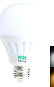 1 stk. 战狼之光 E26/E27 10W 19 SMD 5730 850 lumens lm Varm hvit / Naturlig hvit G45 Dekorativ LED-globepærer AC 85-265 V