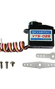 Skyartec 3,7g servo VTS-02b (cinco linhas) (msv002)